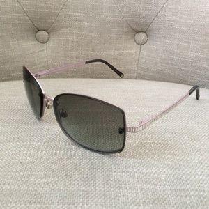 f4e4122bb264e Women s Pink Chanel Sunglasses on Poshmark